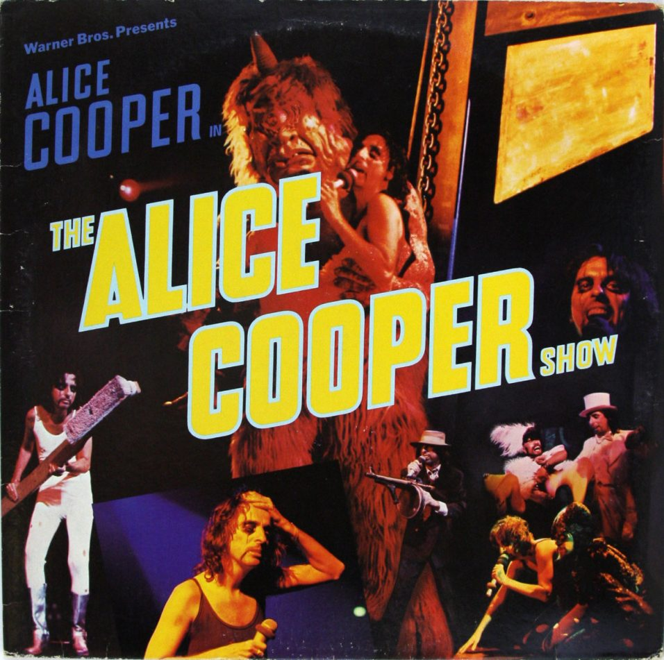 Alice Cooper - The Alice Cooper Show - Vinyl
