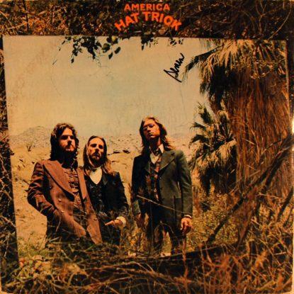 America - Hat Trick - Vinyl