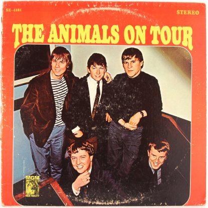Animals - The Animals On Tour - Vinyl