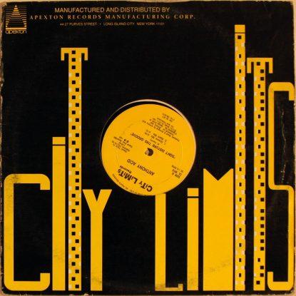 Anthony Acid - C'mon (Hey) - Vinyl