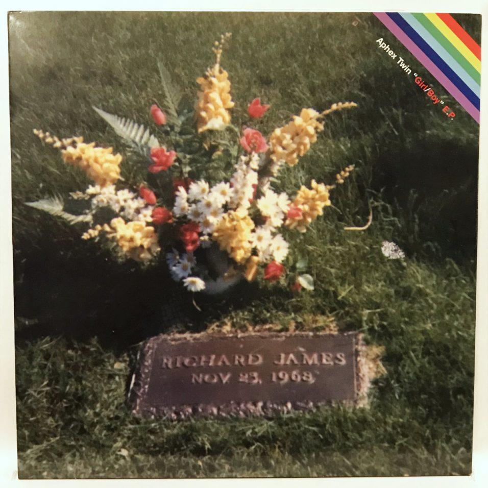Aphex Twin - Girl Boy - Vinyl