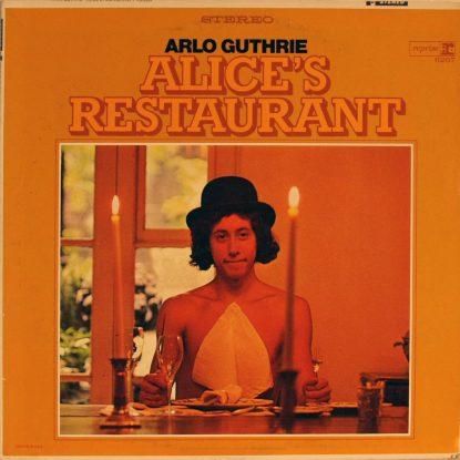 Arlo Guthrie - Alice's Restaurant - Vinyl