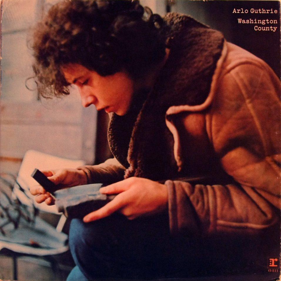 Arlo Guthrie - Washington County - Vinyl