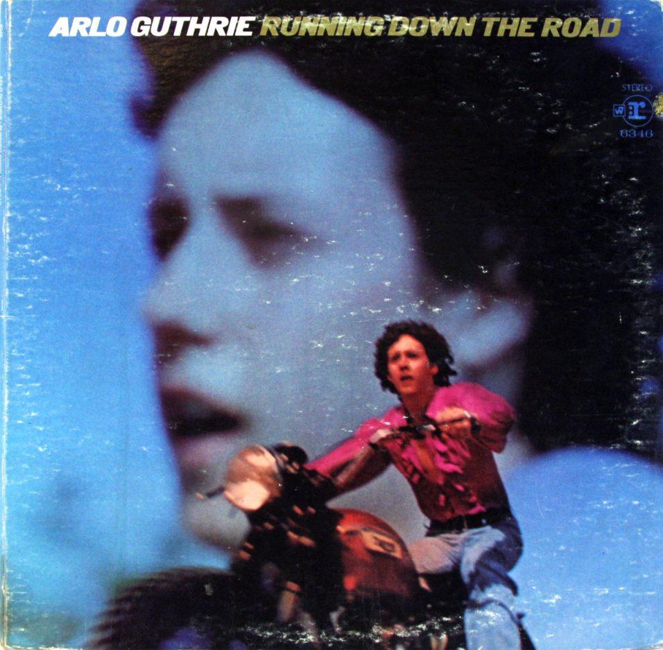Arlo Guthrie - Running Down The Road - Vinyl