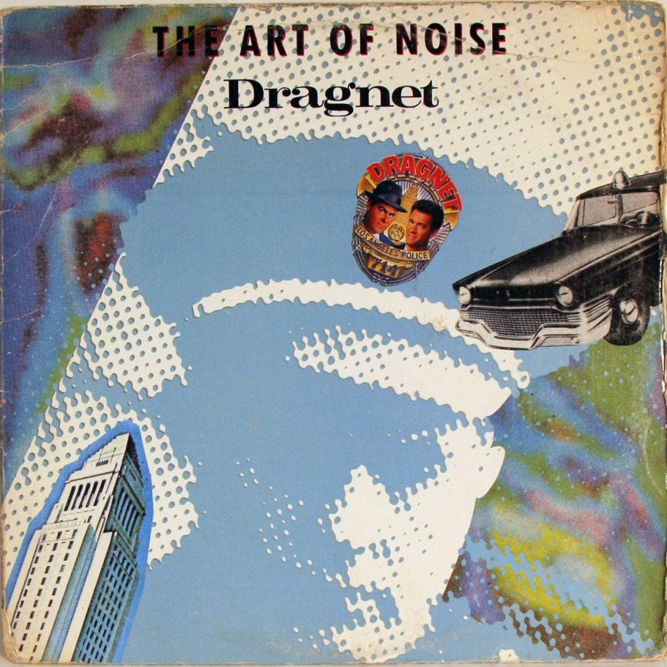 Art of Noise - Dragnet - Vinyl