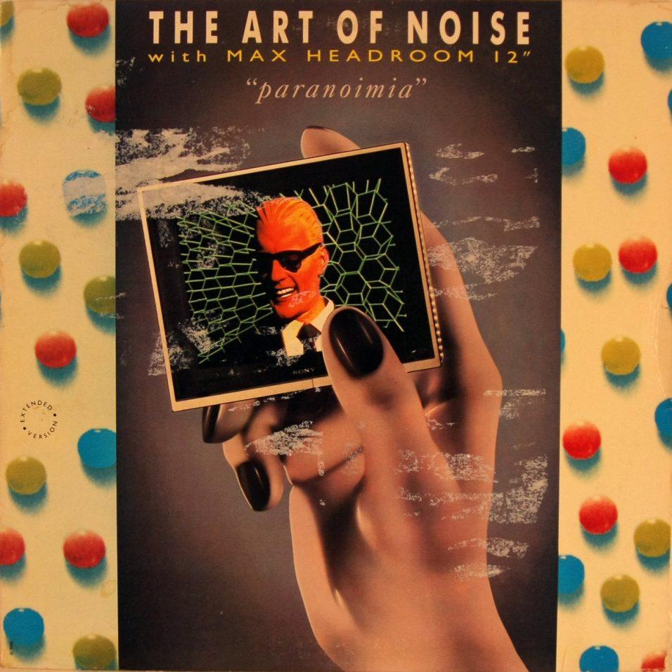 Art of Noise - Paranoimia - Vinyl