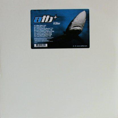Atb - Killer - Vinyl