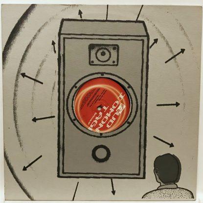 Audiomontage - Barracuda EP - Vinyl