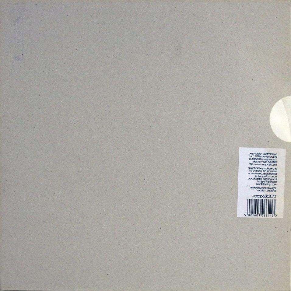 Autechre66 - Vinyl