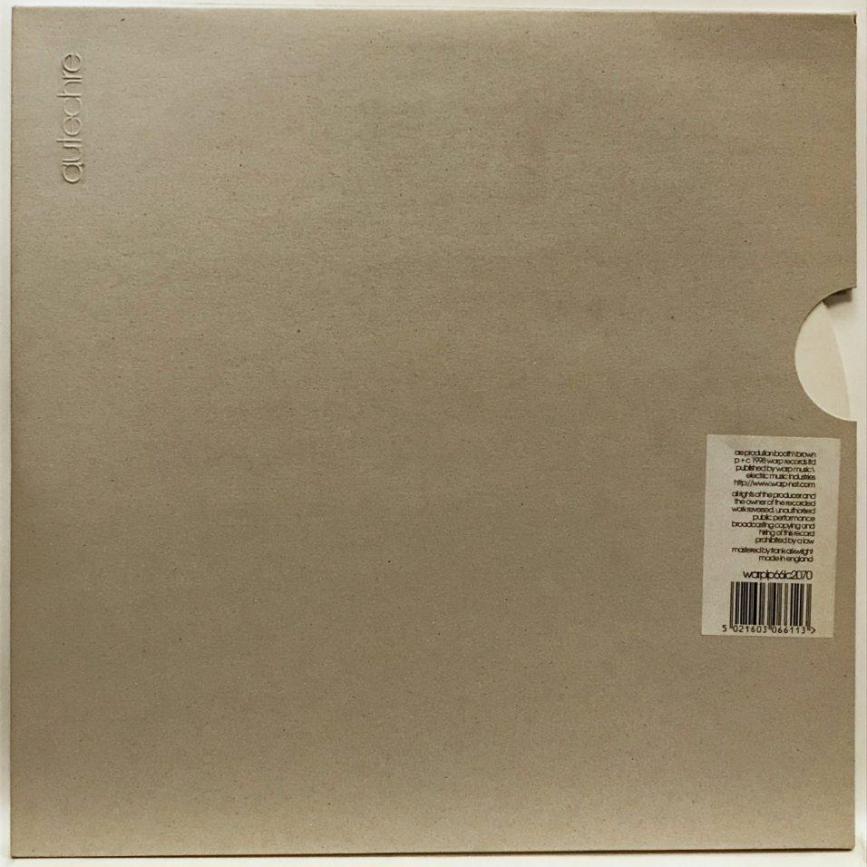 Autechre - Chiastic Slide - Vinyl