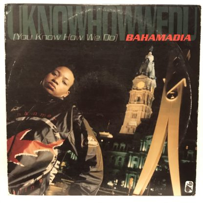 Bahamadia - True Honey Buns (Dat Freak Sh*T) - Vinyl