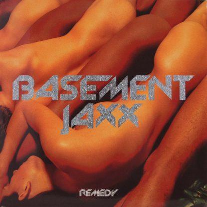 Basement Jaxx - Remedy - Vinyl