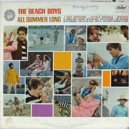 Beach Boys - All Summer Long - Vinyl