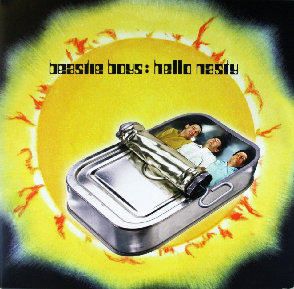 Beastie Boys - Hello Nasty - Vinyl