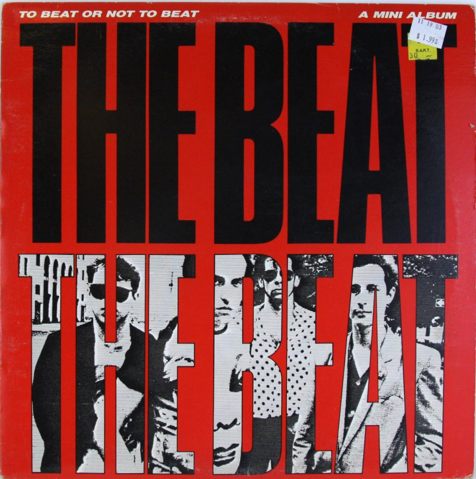 Beat (American) - To Beat or Not to Beat - Vinyl