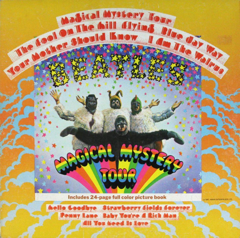 Beatles - Magical Mystery Tour - Vinyl
