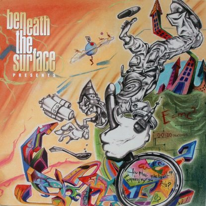 Beneath The Surface - Can You Find The Level Of Difficult… - Vinyl