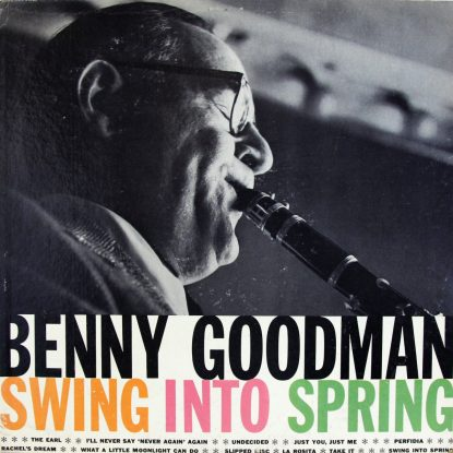 Benny Goodman - Swing Into Spring - Vinyl