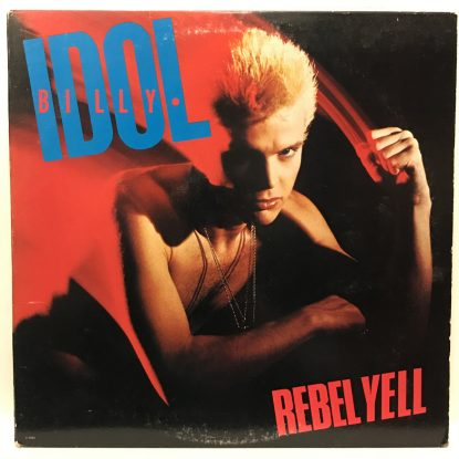 Billy Idol - Rebel Yell - Vinyl