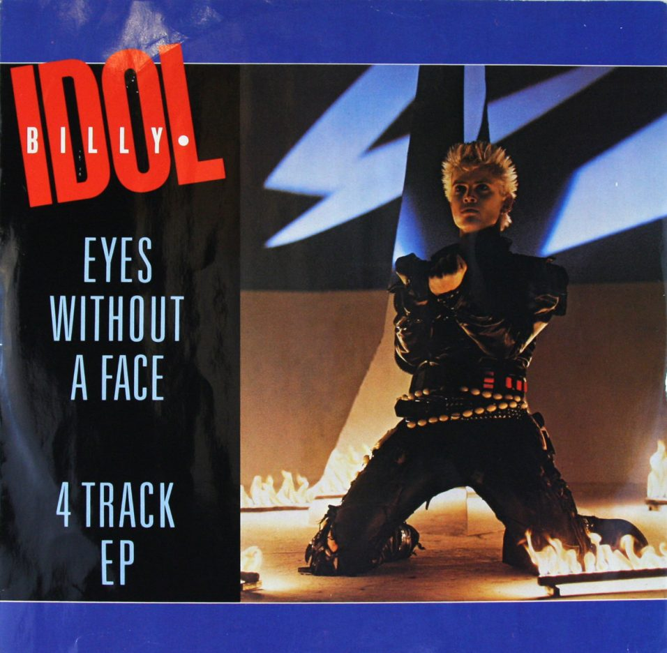 Billy Idol - Eyes Without a Face EP - Vinyl