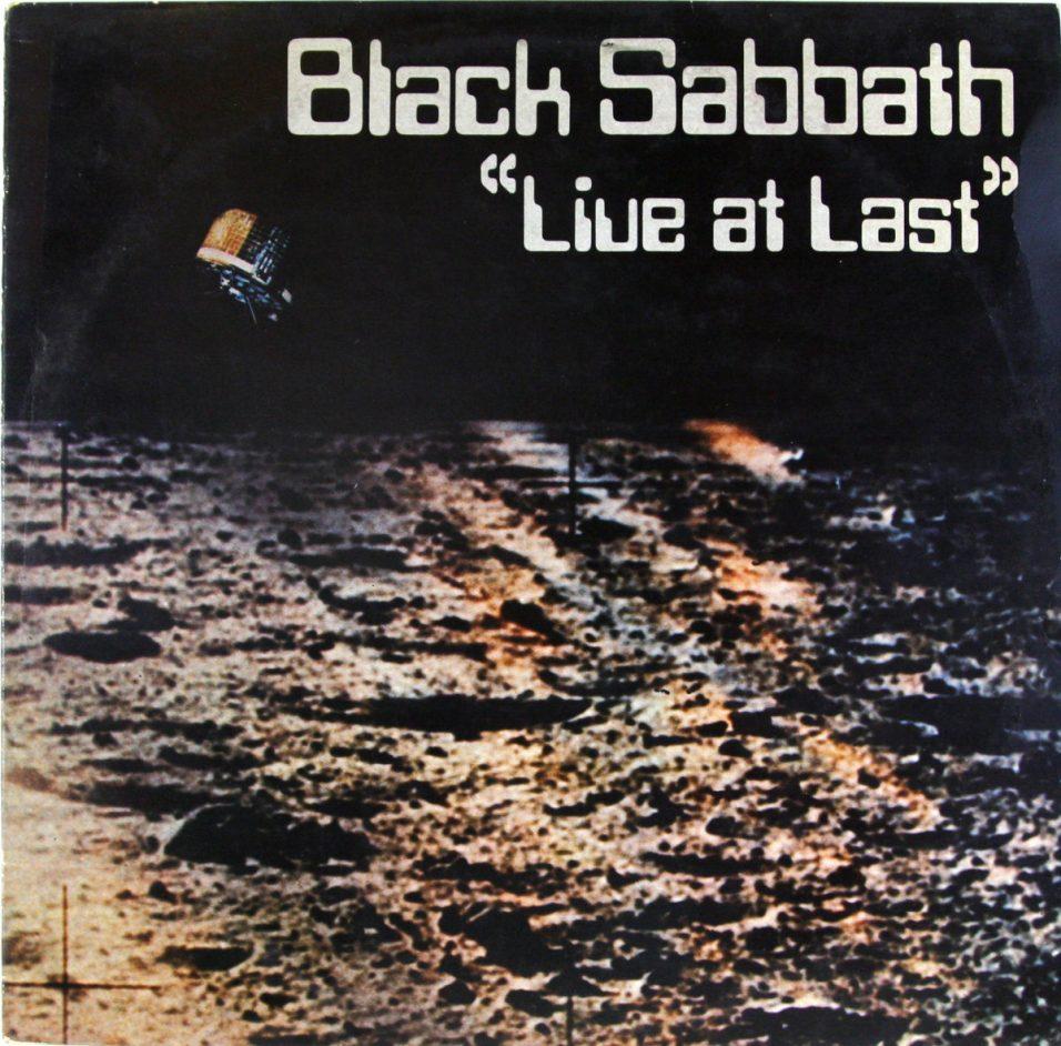 Black Sabbath - Live at Last - Vinyl