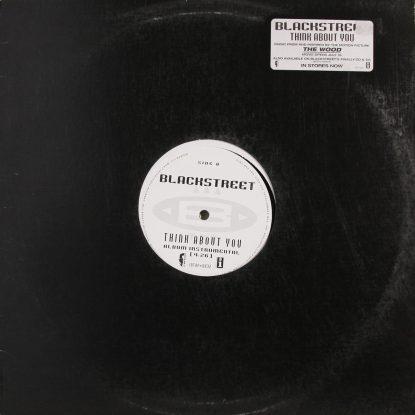 Blackstreet - Think About You - Vinyl