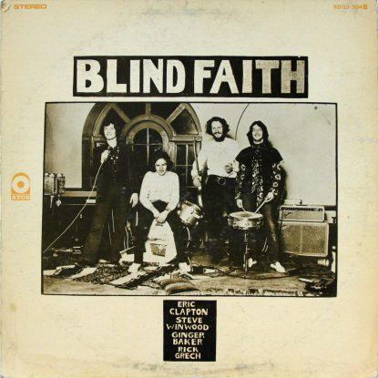 Blind Faith - Vinyl