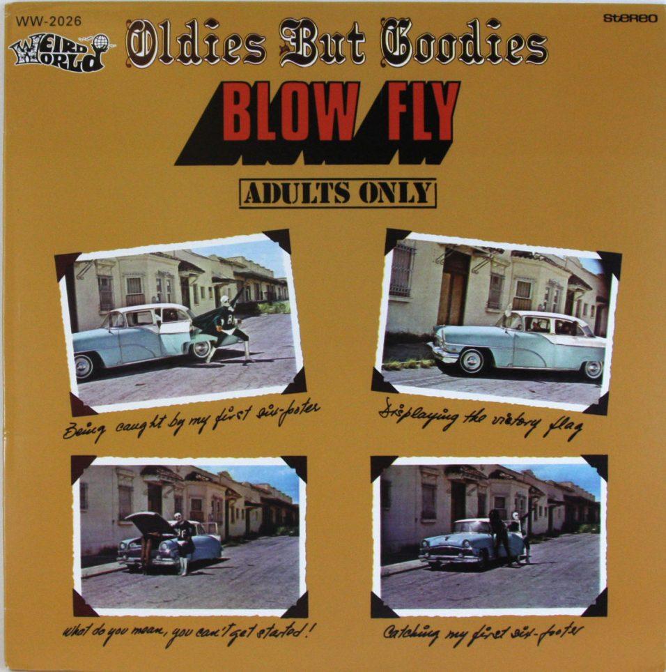 Blowfly - Oldies but Goodies - Vinyl