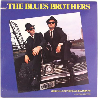 Blues Brothers - Movie Soundtrack - Vinyl