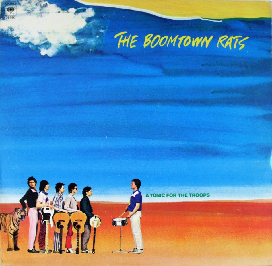 Boomtown Rats - A Tonic For the Troops - Vinyl