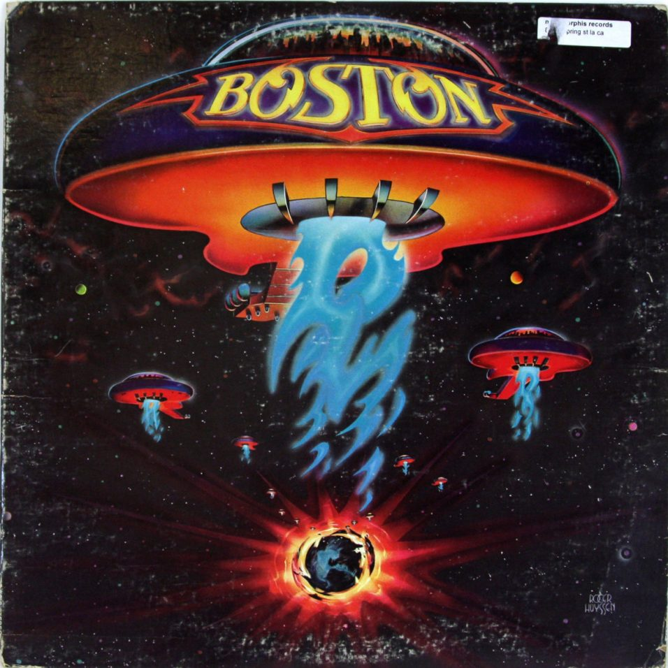 Boston - Vinyl