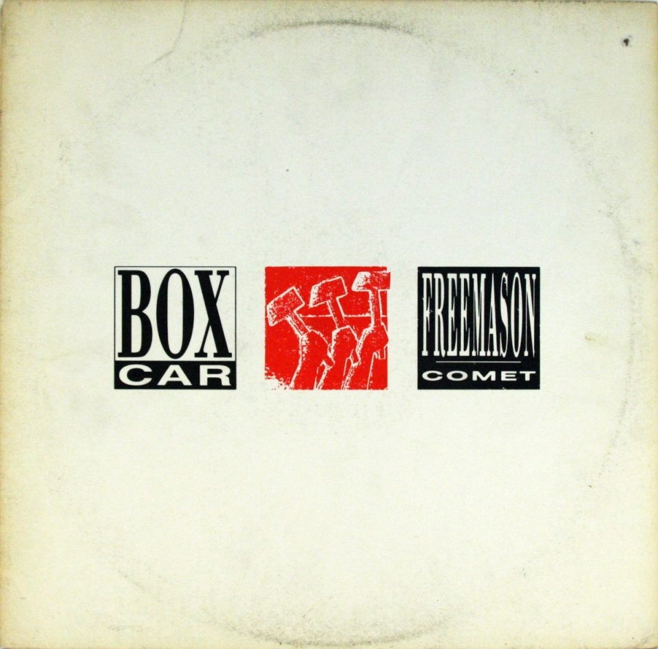 Box Car - Freemason - Vinyl