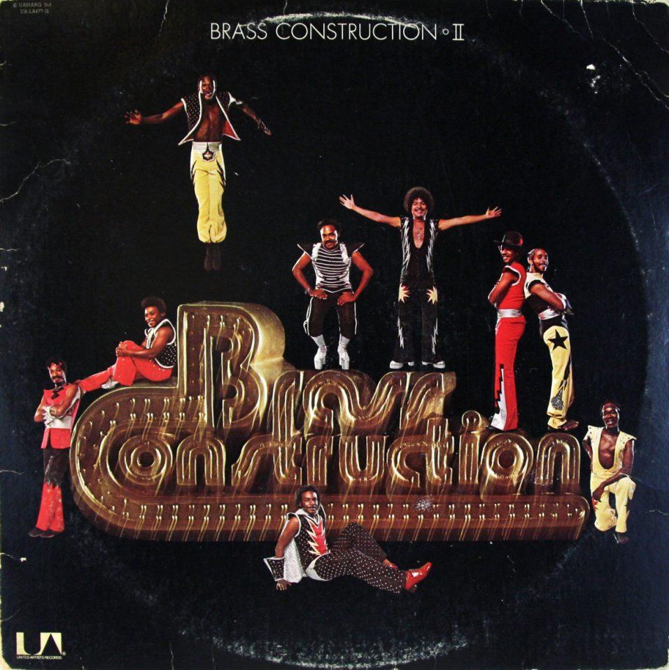 Brass Construction - II - Vinyl