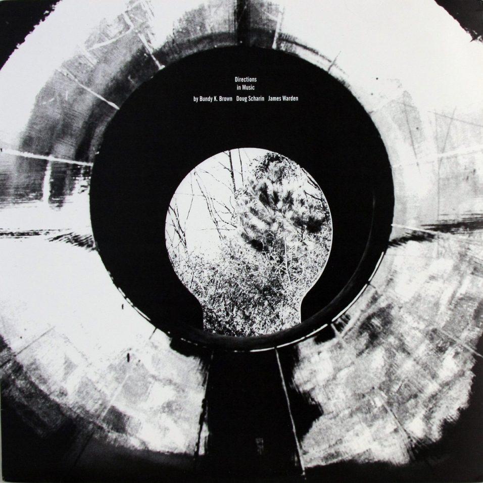 Brown, Scharin & Warden - Directions In Music - Vinyl