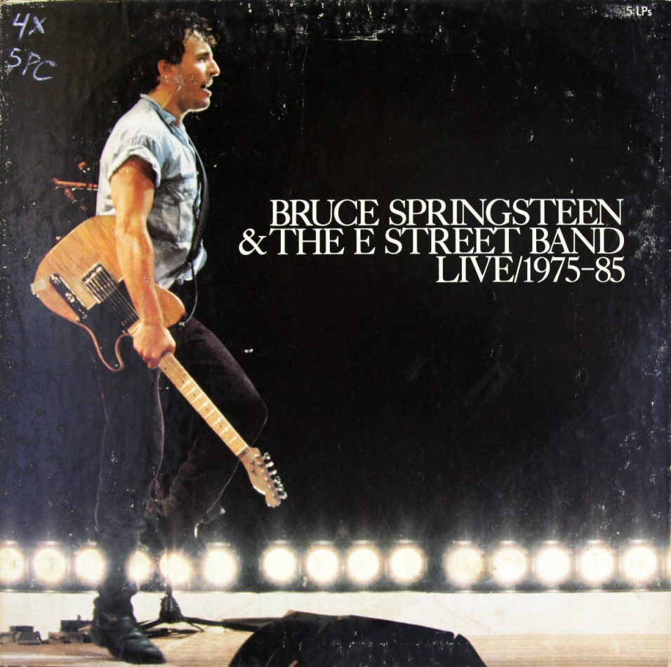 Bruce Springsteen And The E Street Band - Live 75-85 - Vinyl