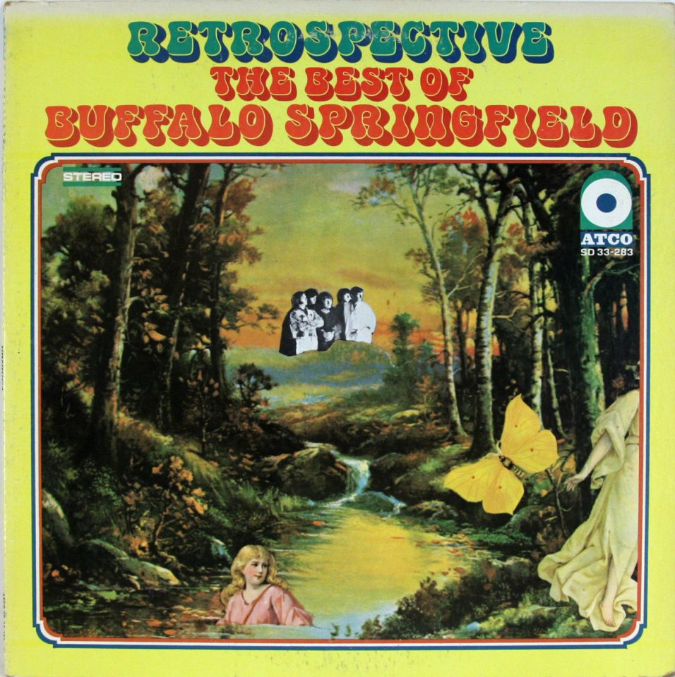 Buffalo Springfield - Retrospective, Best of - Vinyl