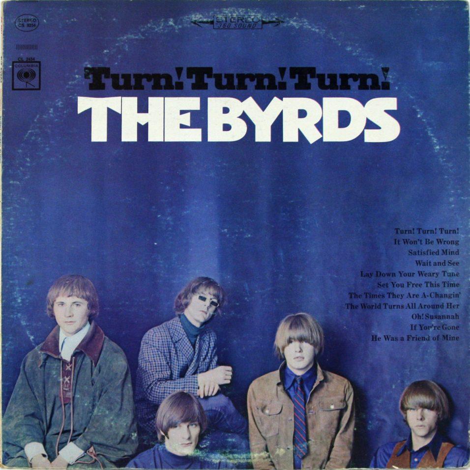 Byrds - Turn Turn Turn - Vinyl