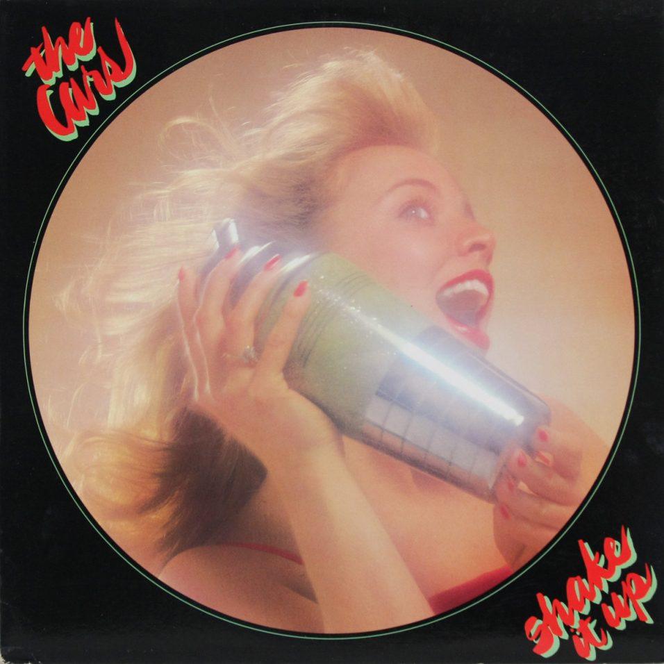 Cars - Shake It Up - Vinyl