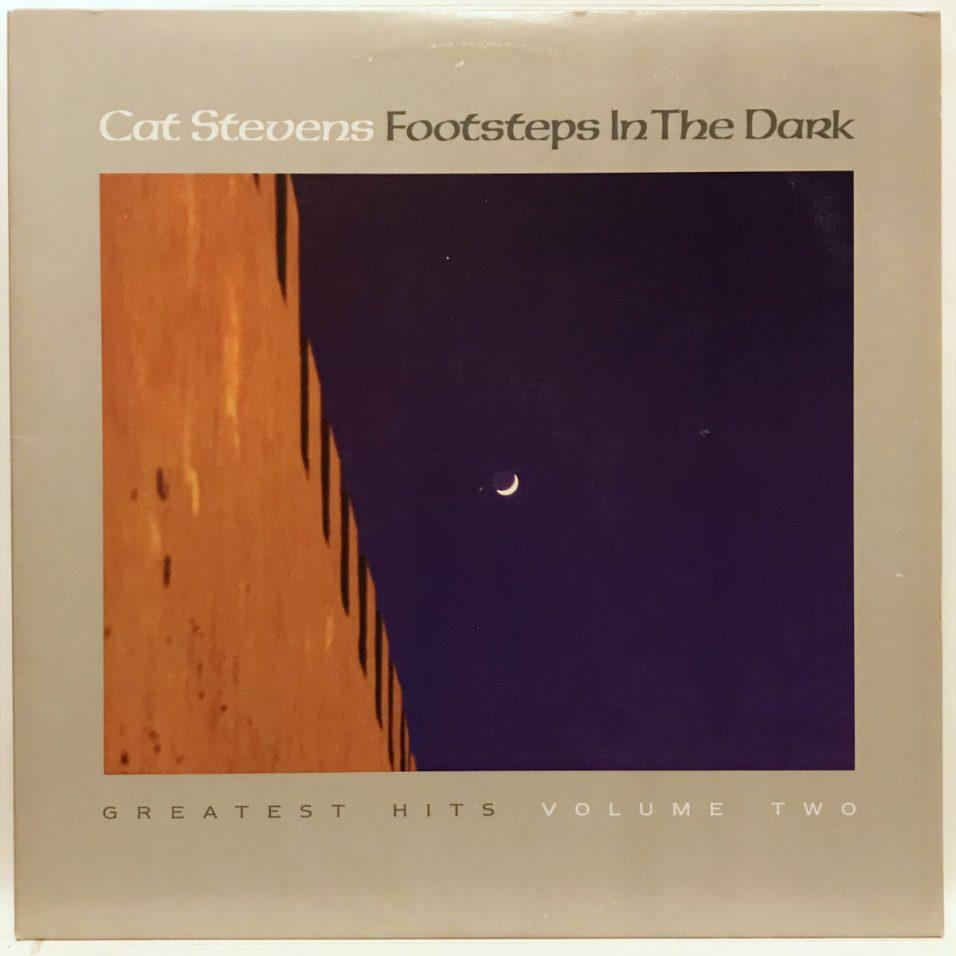 Cat Stevens - Footsteps In The Dark - Greatest Hits Volume Two - Vinyl