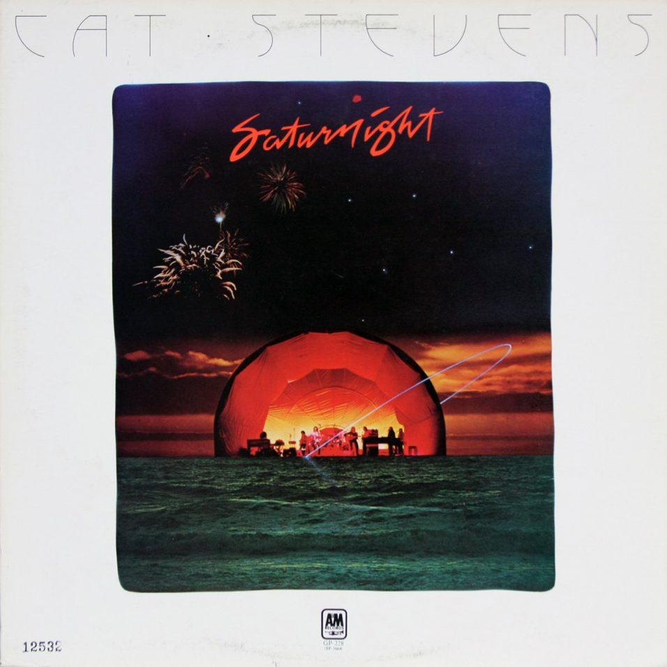 Cat Stevens - Saturnight - Vinyl