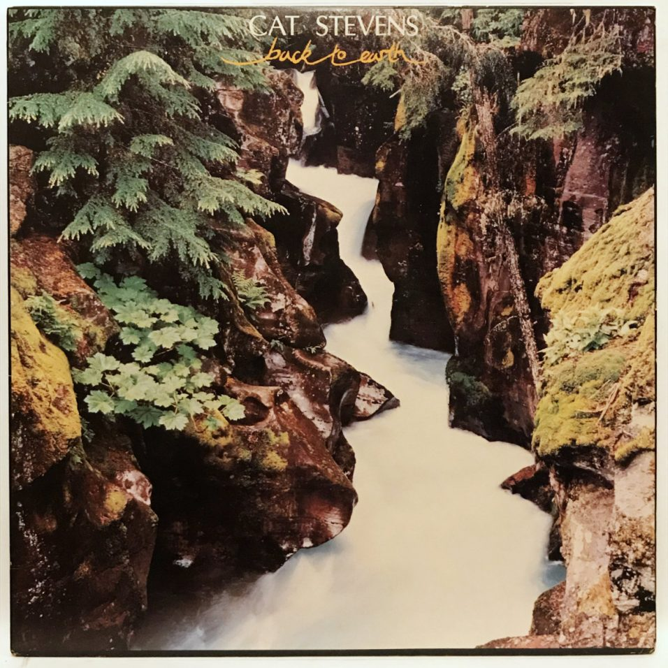 Cat Stevens - Back To Earth - Vinyl