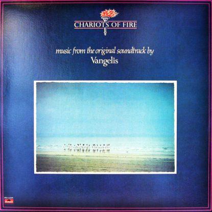 Vangelis - Chariots Of Fire Soundtrack - Vinyl