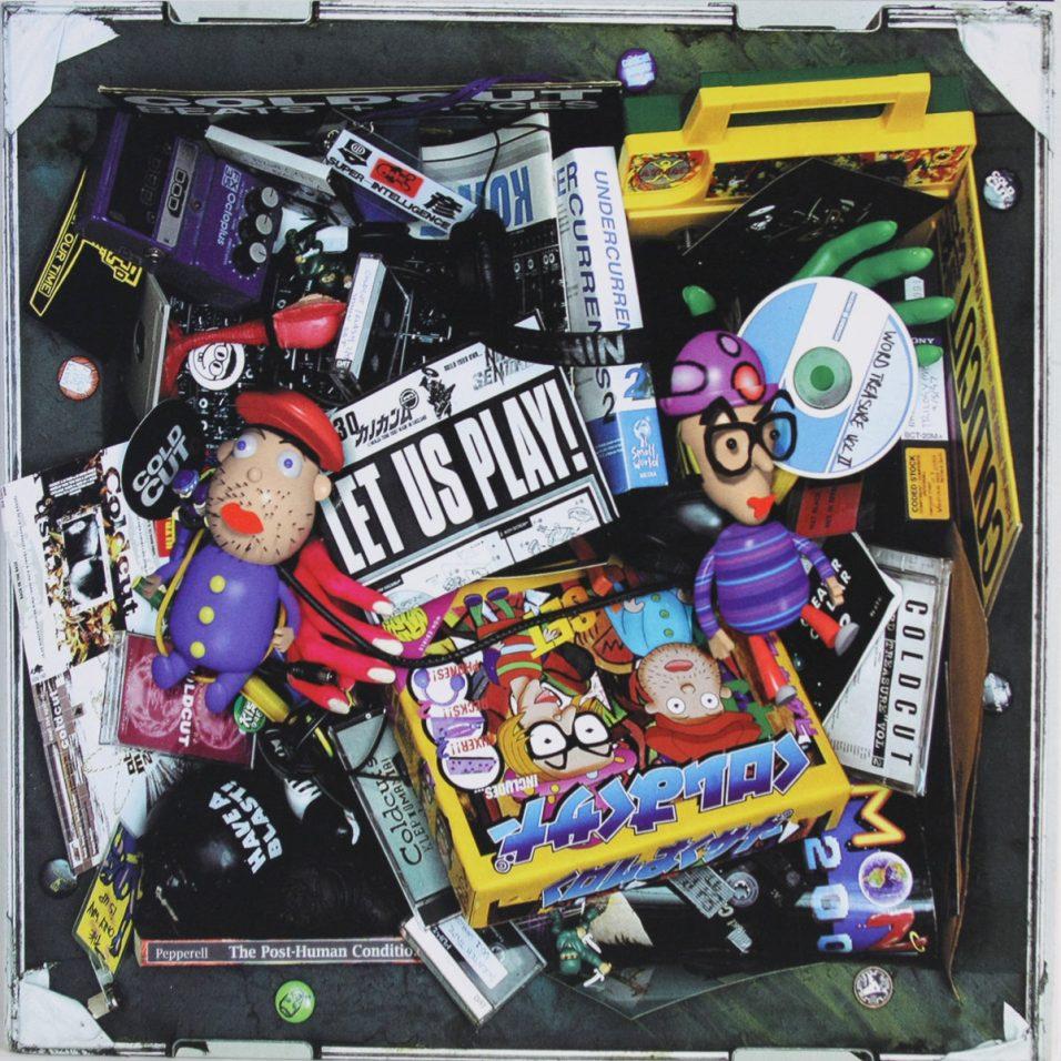 Coldcut - Let Us Play - Vinyl