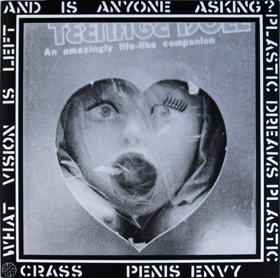 Crass - Penis Envy - Vinyl