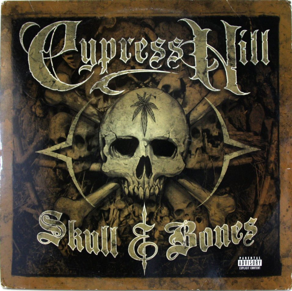 Cypress Hill - Skull & Bones - Vinyl