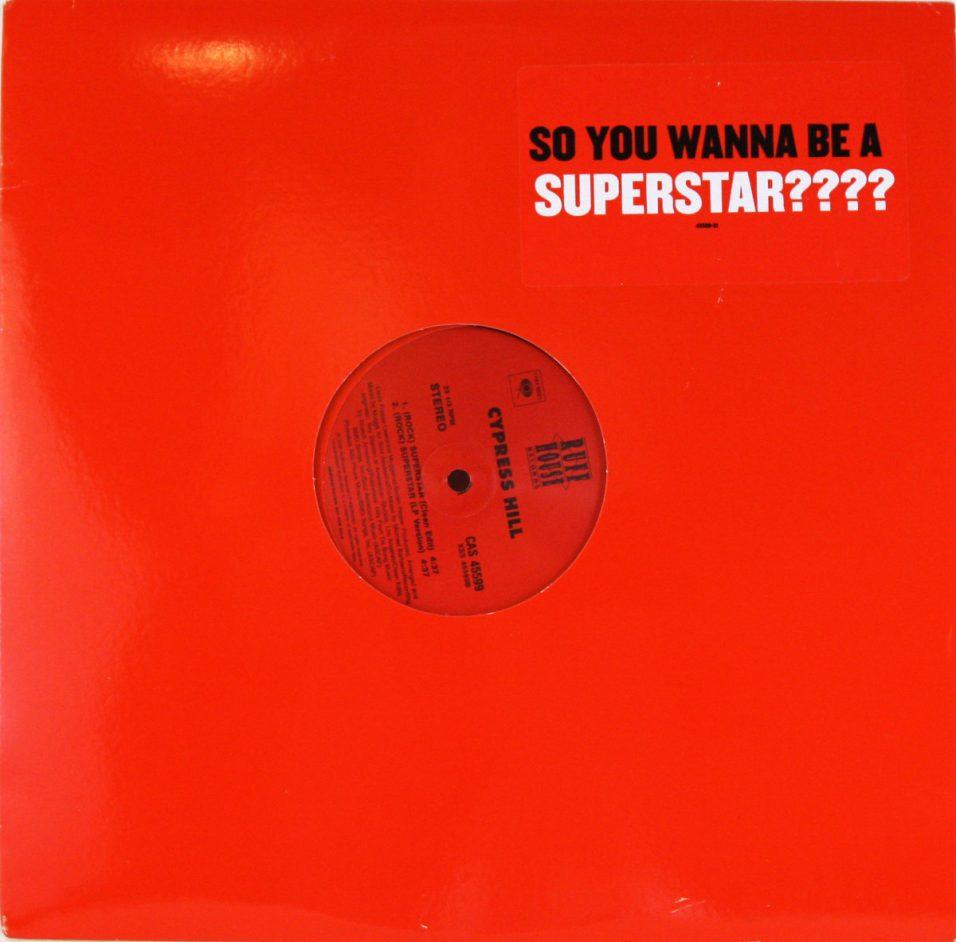 Cypress Hill - So You Wanna be a Superstar???? - Vinyl
