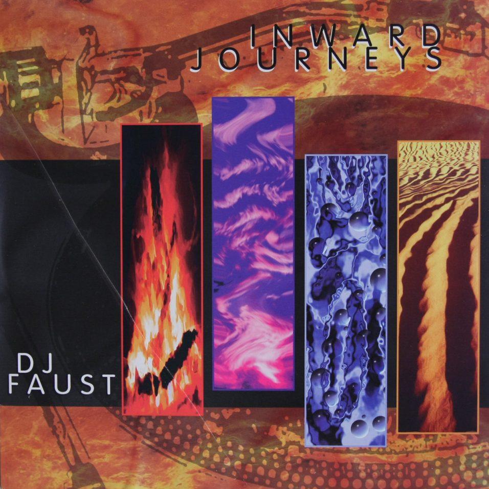 DJ Faust - Inward Journeys - Vinyl