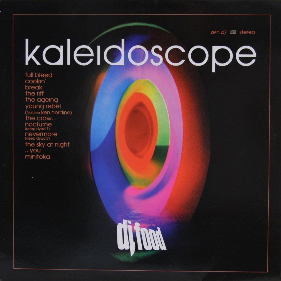 DJ Food - Kaleidoscope - Vinyl