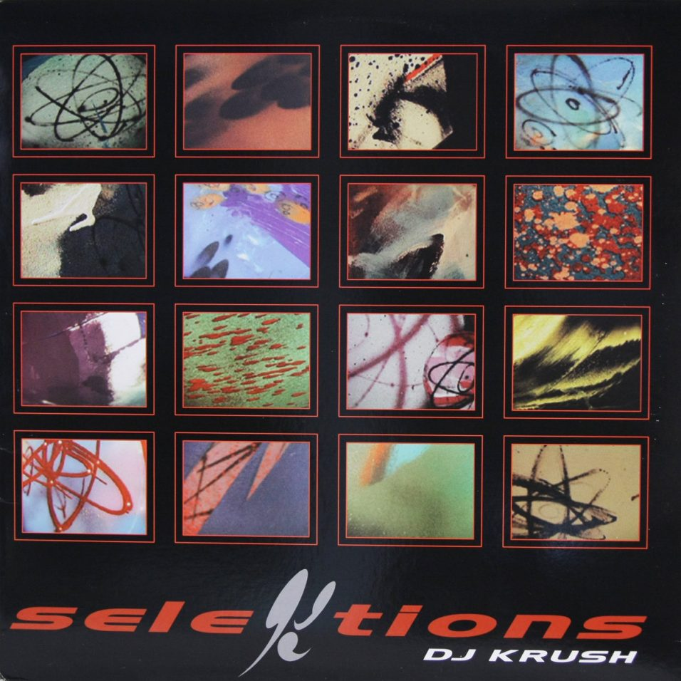 DJ Krush - Selektions - Vinyl