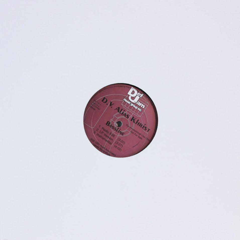 D.V. Alias Khrist - Hittin' Every Angle - Vinyl